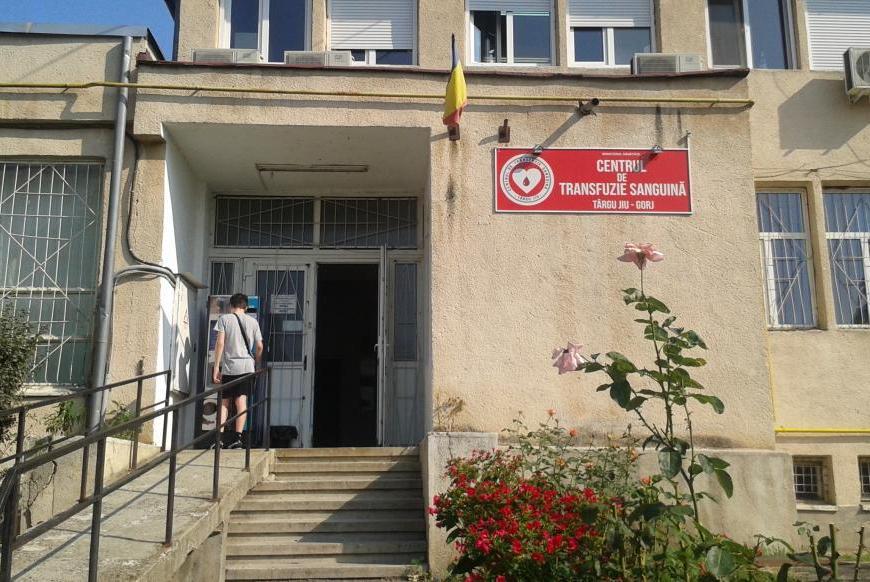 Gorjenii sunt rugați să vină să doneze sânge. Este o criză majoră la Centrul Târgu Jiu!