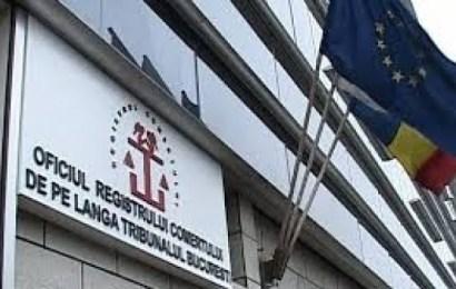 """""""Sistemul electronic integrat al Oficiului Național al Registrului Comerțului"""" va fi aprobat prin Hotărâre de Guvern"""