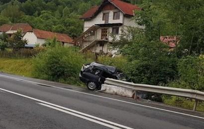 Primar din Gorj, implicat într-un accident rutier
