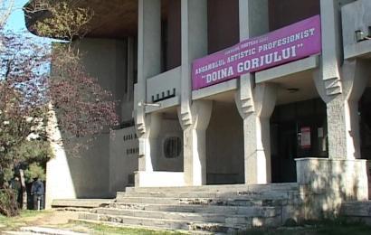 Casa de Cultură din Târgu Jiu, reabilitată în scurt timp