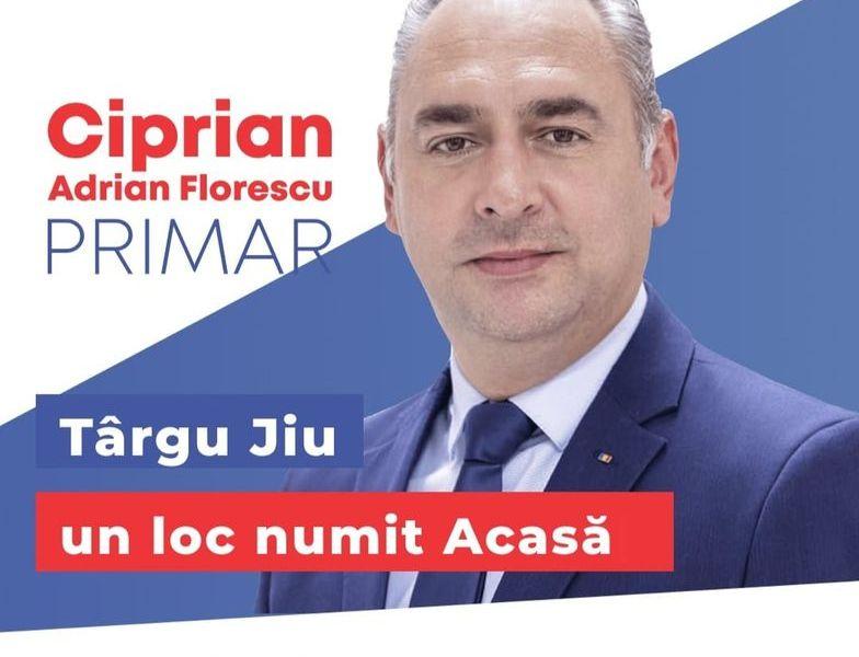 Ciprian Florescu: Pe 27 septembrie, vă aștept la vot