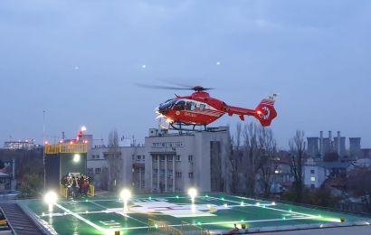 Heliport pe spitalul 700