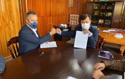 Romanescu a semnat contractul!