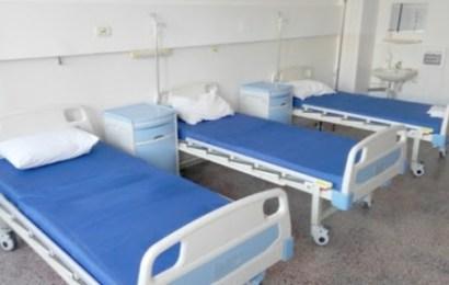 Pistol dă asigurări că spitalele nu vor rămâne fără paturi libere