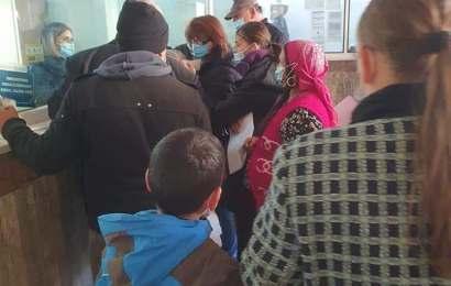Târgujienii au uitat de distanțarea socială!