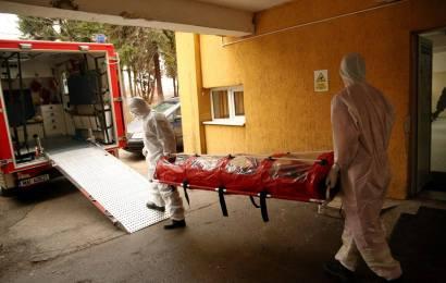 Decese provocate de coronavirus, în Gorj