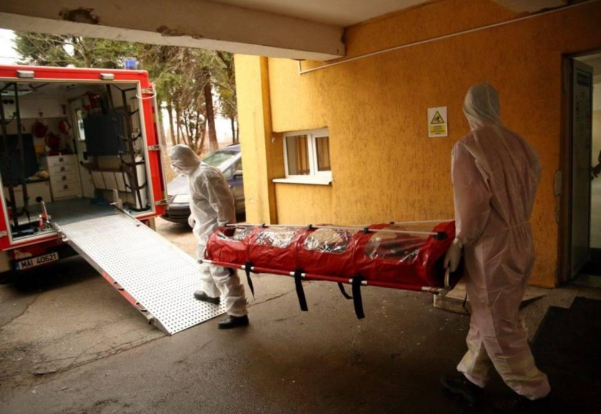 Coronavirusul face victime din nou, în Gorj