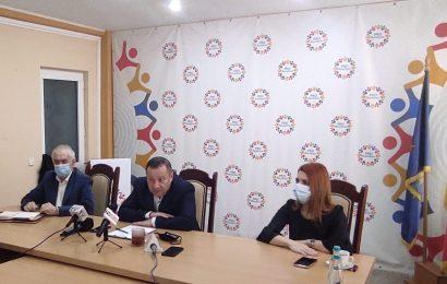 A părăsit Partidul Verde și a plecat la PRO România