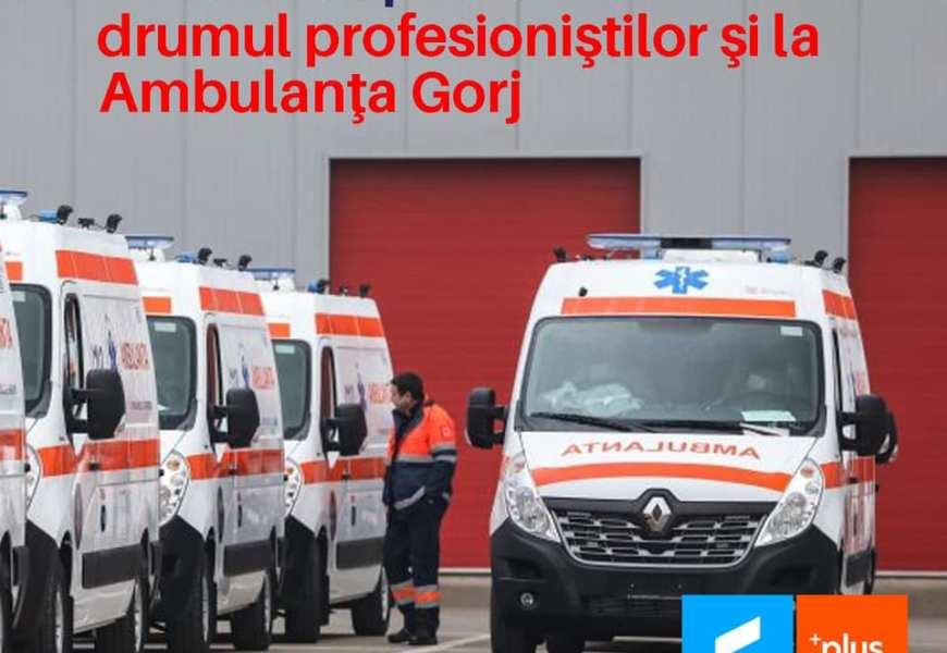 Cine va conduce Serviciul de Ambulanță din Gorj