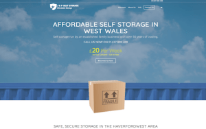 JP Self Storage