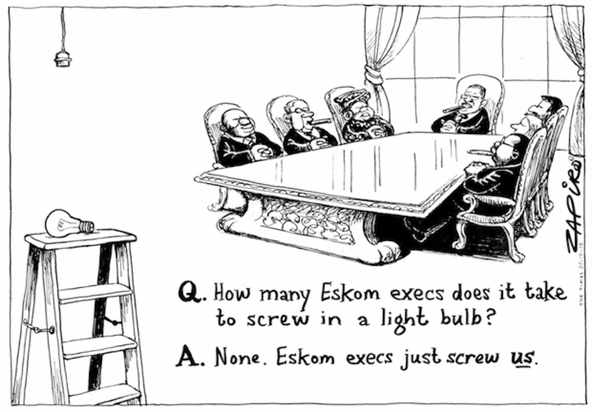 By the numbers: How Eskom's finances are FALLING APART
