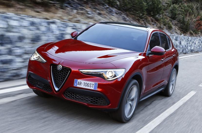 Alfa Romeo Stelvio Redefining The SUV BizNewscom - Www alfa romeo