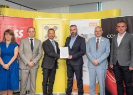 Raiffeisen Bank and BH Telecom found joint company