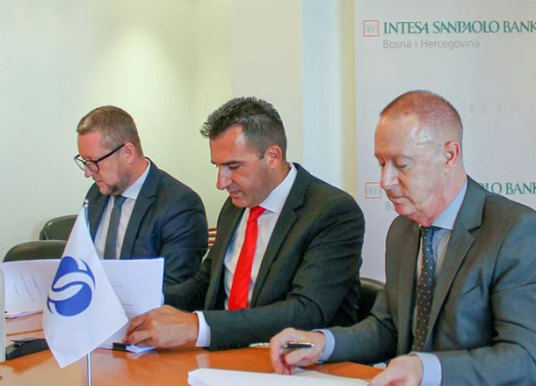 Intesa Sanpaolo Bank BiH and EBRD: Credit Line for mortgage loans