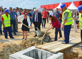 Auto parts plant to open in Gracanica