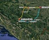 Parlament FBiH: Brza cesta za Beograd preko Tuzle