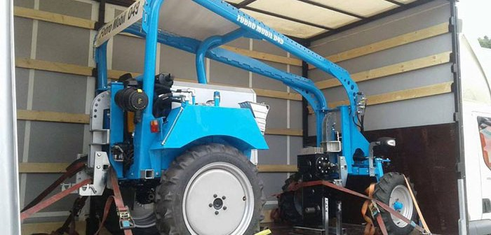 Firma iz Maglaja izvezla prvi traktor proizveden u BiH