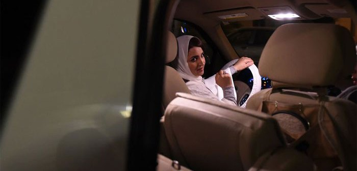 Žene za volanom Saudijskoj Arabiji će donijeti 90 milijardi dolara