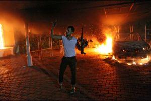 11 Sep attack in Benghazi Libya