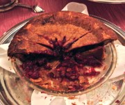 White House Huckleberry Pie