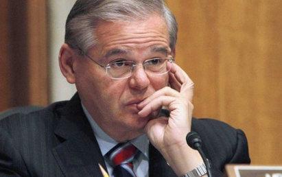 NJ Senator Bob Menendez