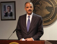 Eric Holder Contempt reax