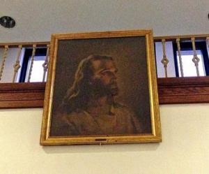 Jackson Jesus Portrait