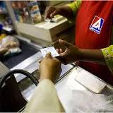 Paying with EBT card