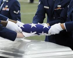 air force funeral