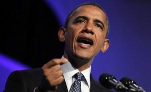 Obama delivers remarks