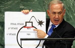 netanyahu-red-line-bomb
