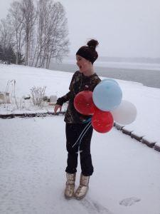 Palin Alaska snow in May