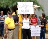 IRS protest-Orl