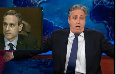 Jon Stewart on IRS