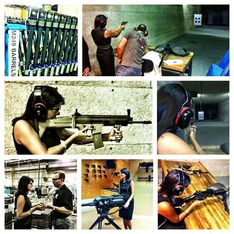 Haley gun photos