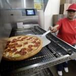 Minimum wage pizza maker