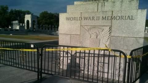 wwii-memorial-closed