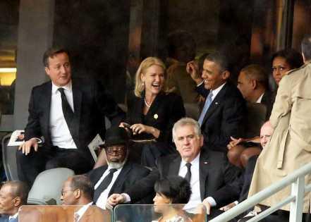 disrespectful Obama