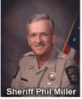 Sheriff Phil Miller