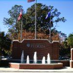 Univ of FL entrance
