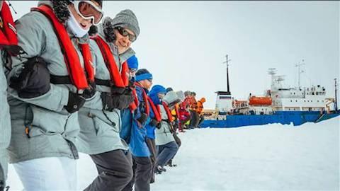 icebreaker crew