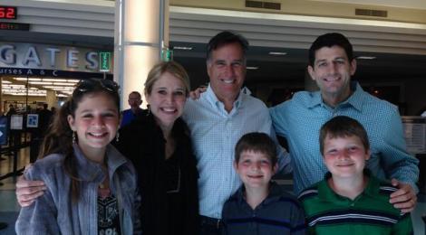 Romney Ryan airpost tweet