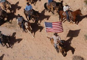 Ranchers support Cliven Bundy