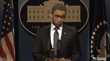 Jay Pharaoh As Obama