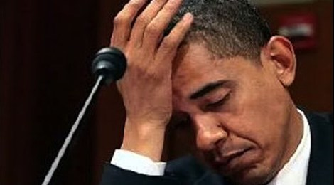 Obama facepalm