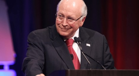 Dick Cheney at Sunshine Summit