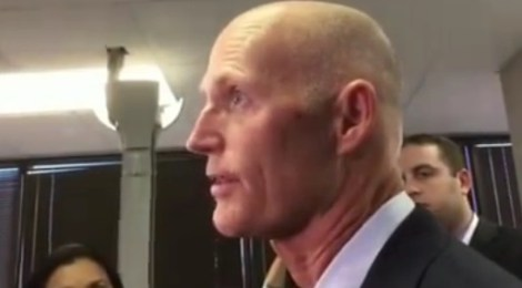 Rick Scott interview