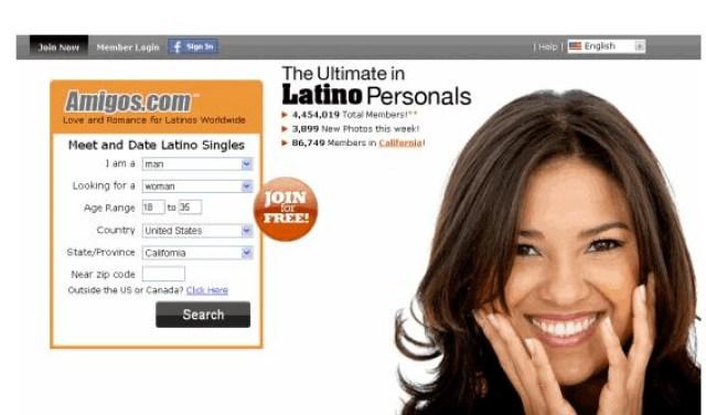 white dating site billboard