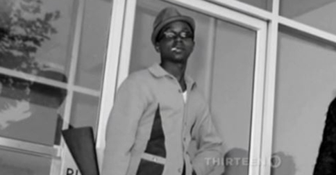 Bobby Hutton, screenshot PBS.