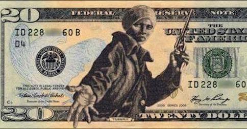 Libs Forgot Harriet Tubman Was A Gun Toting Republican